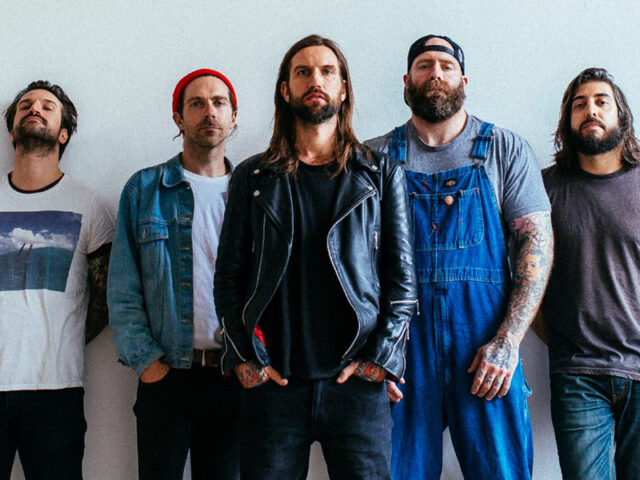 "EVERY TIME I DIE GOES ""AWOL"" WITH CHAOTIC NEW SINGLE"