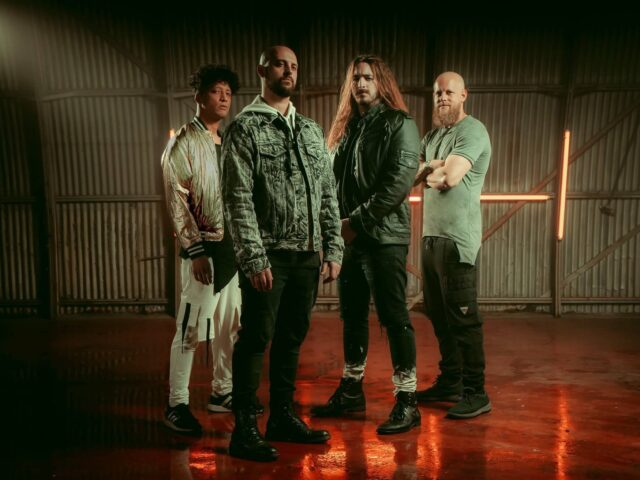 "VEIL OF MAYA RELEASE NEW SINGLE ""VISCERA"""