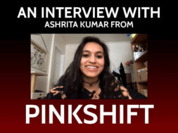 ASHRITA INTERVIEW