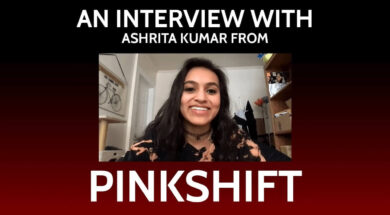 ASHRITA INTERVIEW