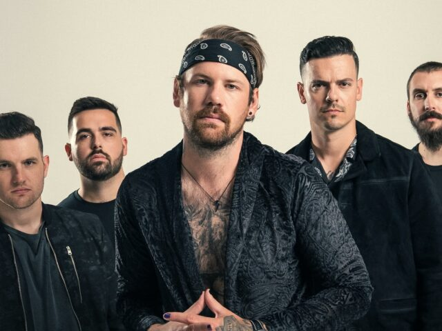 "BEARTOOTH UNLEASH NEW SINGLES ""DEVASTATION"" & ""THE PAST IS DEAD"" + ANNOUNCE NEW ALBUM 'BELOW'"