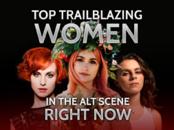 Top Trailblazing Women in the Alt Scene Right Now CaliberTV