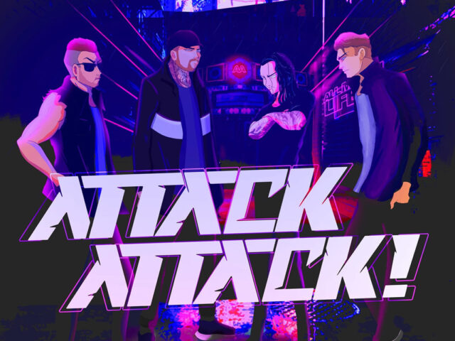 "ATTACK ATTACK! RELEASE NEW SINGLE ""BRACHYURA BOMBSHELL"" (TRACK ANALYSIS)"