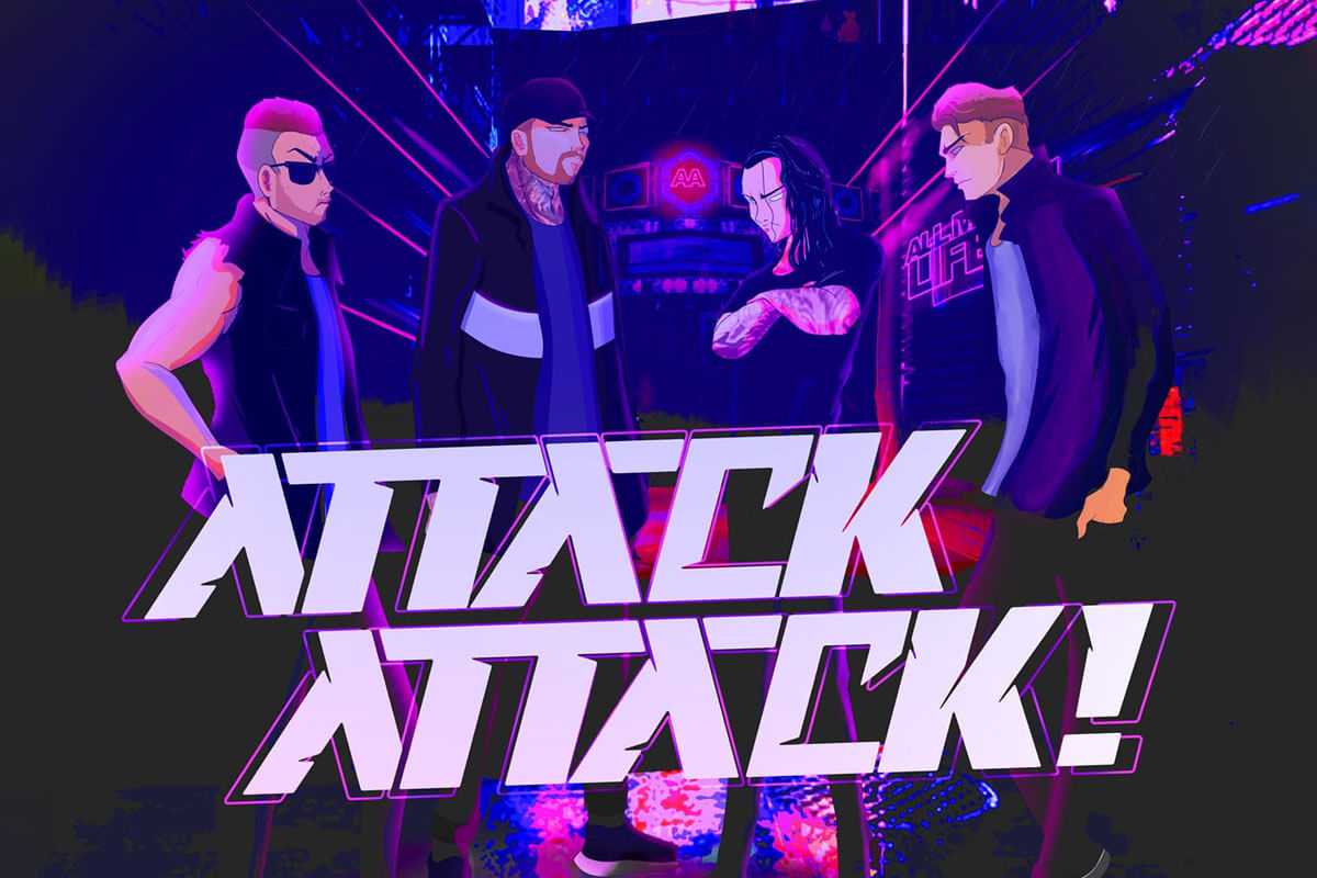"ATTACK ATTACK! RELEASE NEW SINGLE ""BRACHYURA BOMBSHELL"" (TRACK ANALYSIS)"