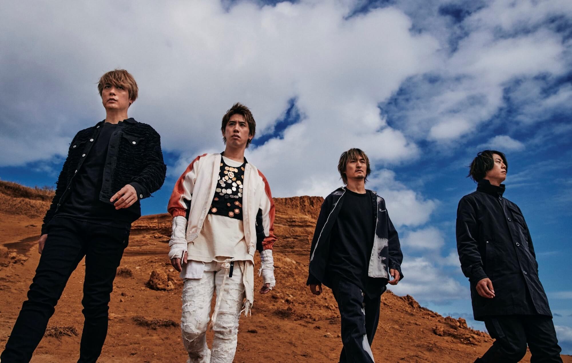 """ONE OK ROCK RELEASE NEW SINGLE """"BROKEN HEART OF GOLD"""""""