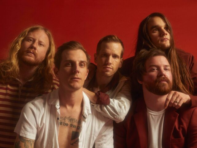 "THE MAINE RELEASE MUSIC VIDEO FOR NEW SINGLE ""APRIL 7TH"""
