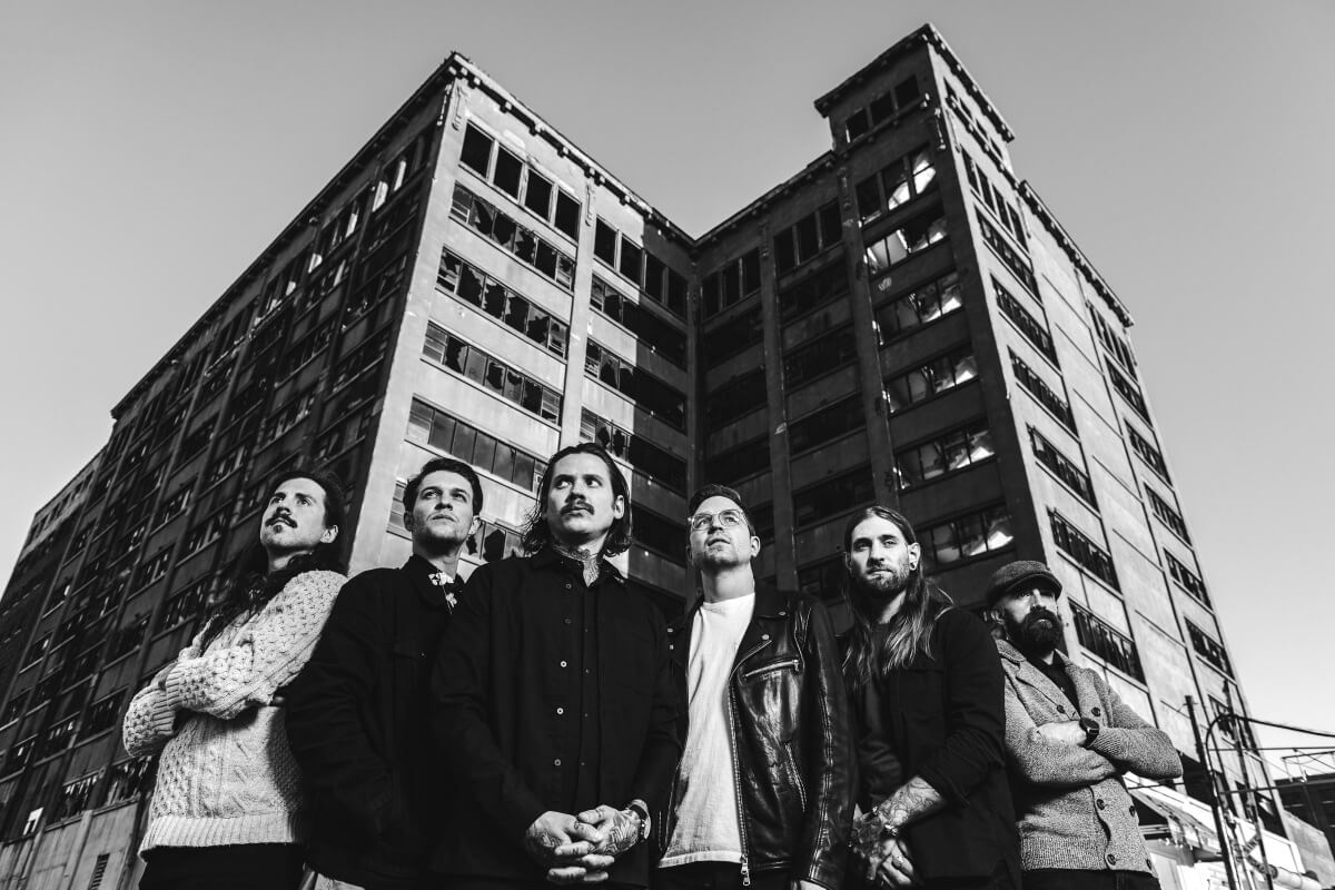 THE DEVIL WEARS PRADA ANNOUNCE 'ZII' EP + ANNOUNCE 'THE UNDEADSTREAM'