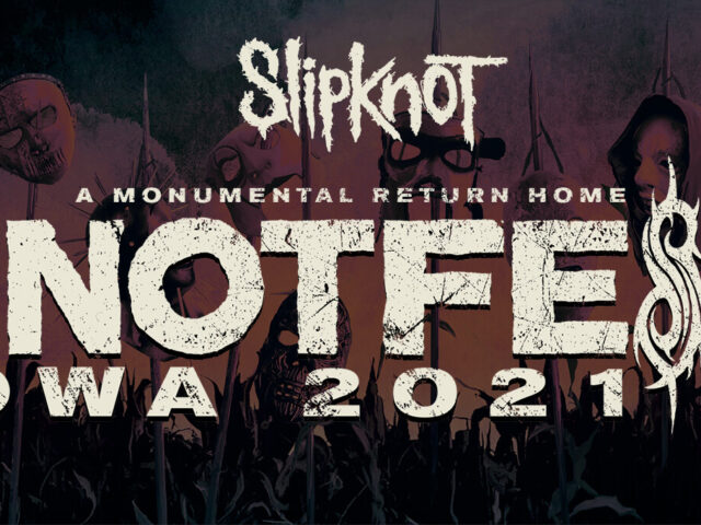 'KNOTFEST' 2021 LINEUP ANNOUNCED