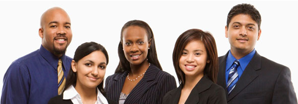 Become a certified minority business owner.