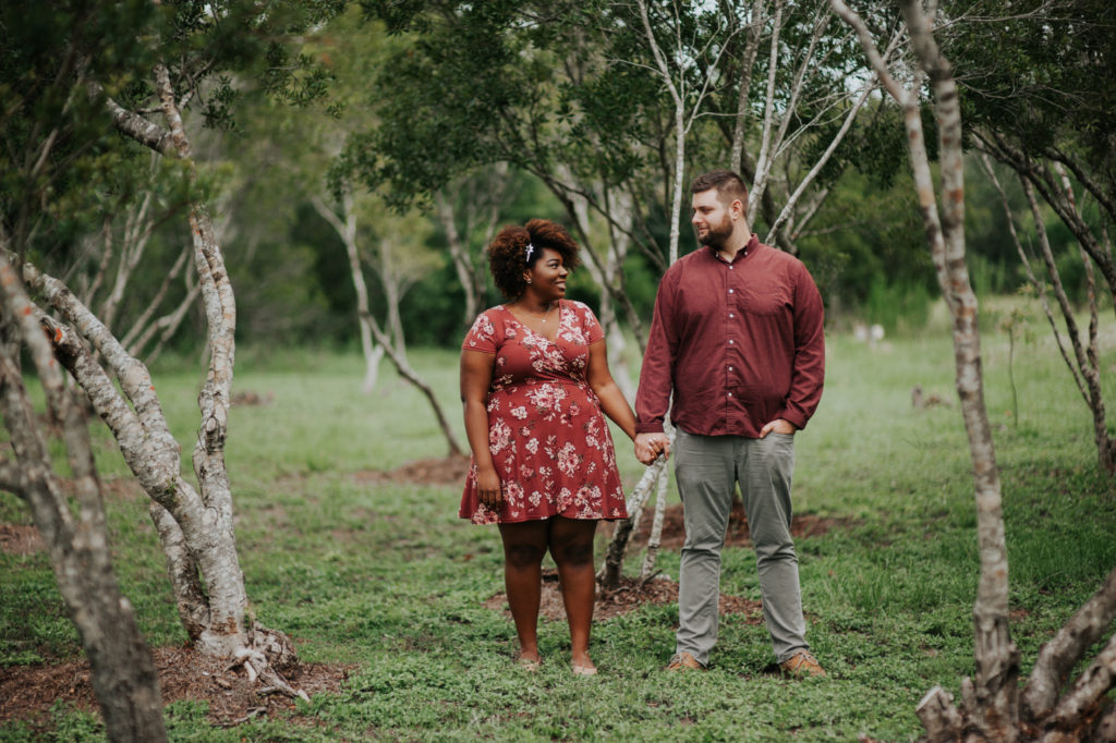 Engagement Photos in Jacksonville, FL by Stephanie Acar