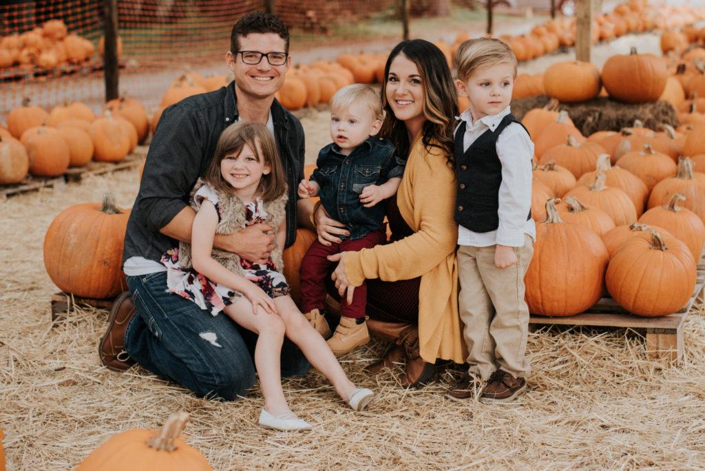 The rainbow baby: Jacksonville FL Family Photographer Stephanie Acar