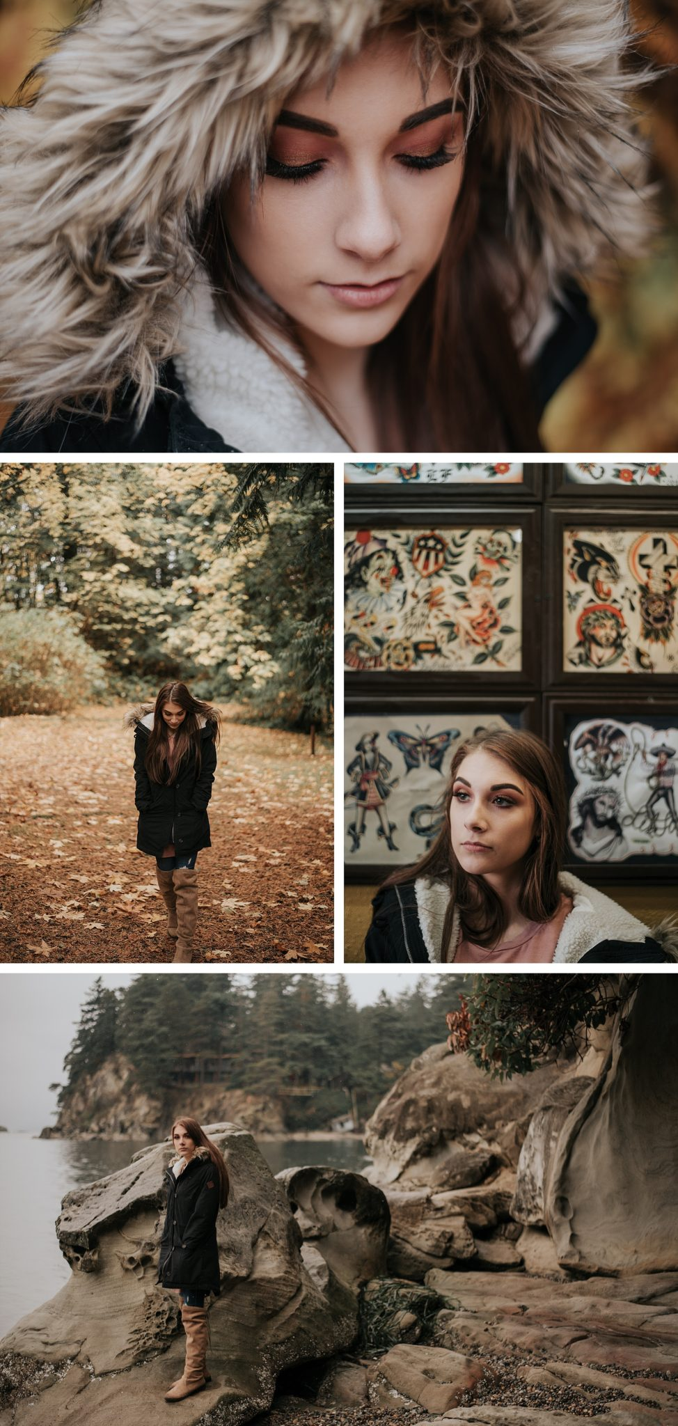 Best of 2017 in portraits: Stephanie Acar, Photographer