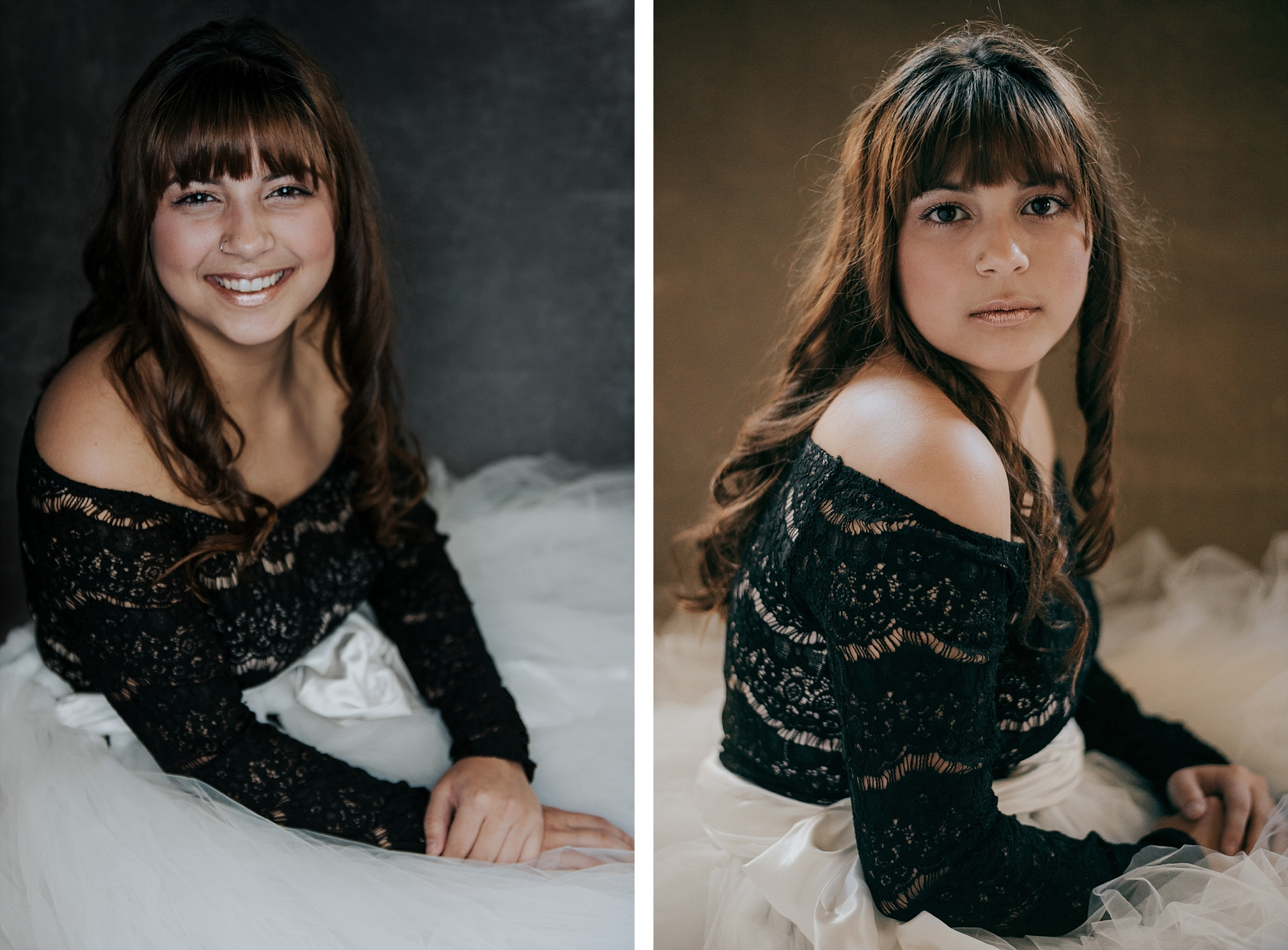 Sibling Portraits - Brother + Sister | Stephanie Acar, Photographer