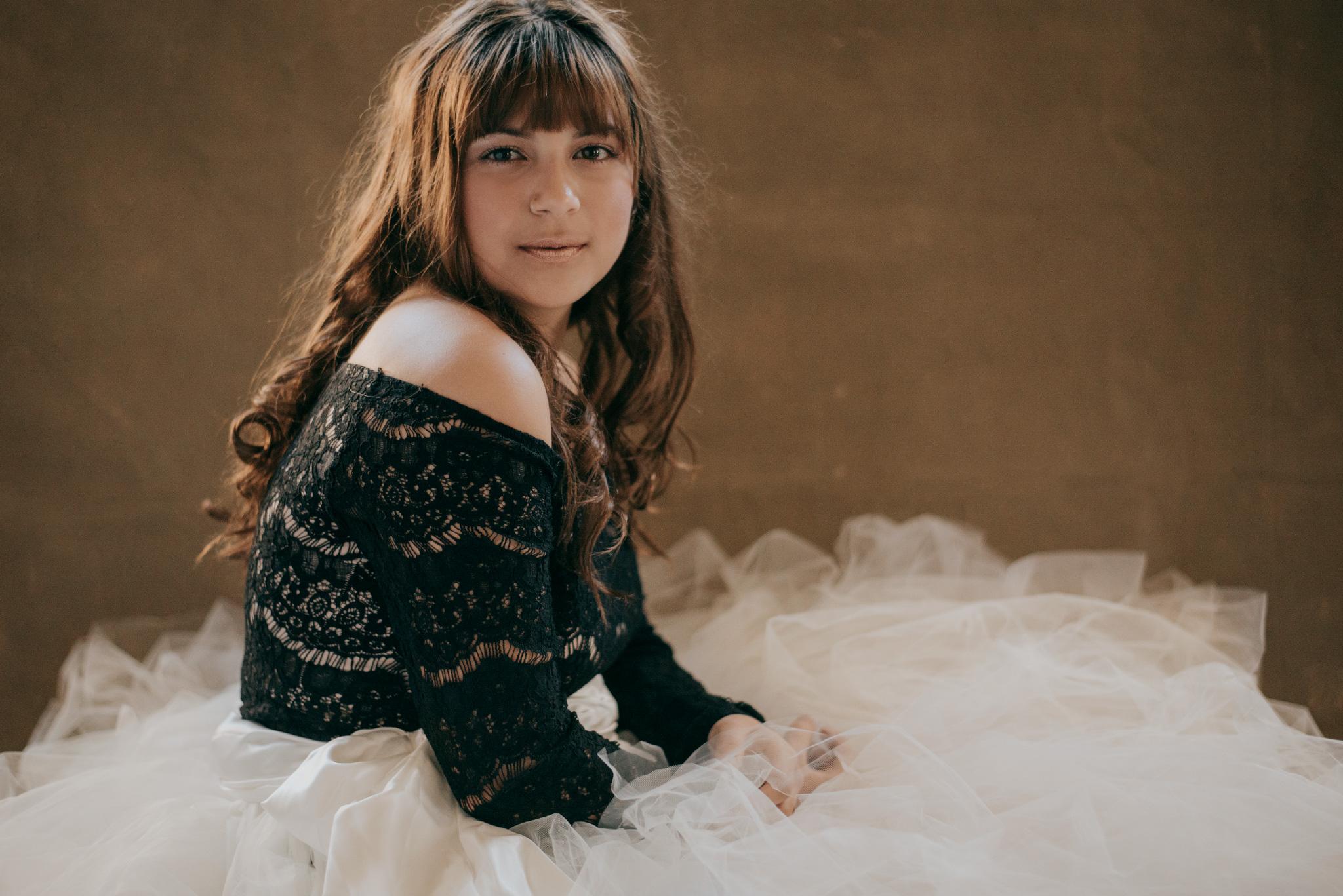 Tulle Skirt - Mr. Pretty Skirt | Stephanie Acar, Photographer