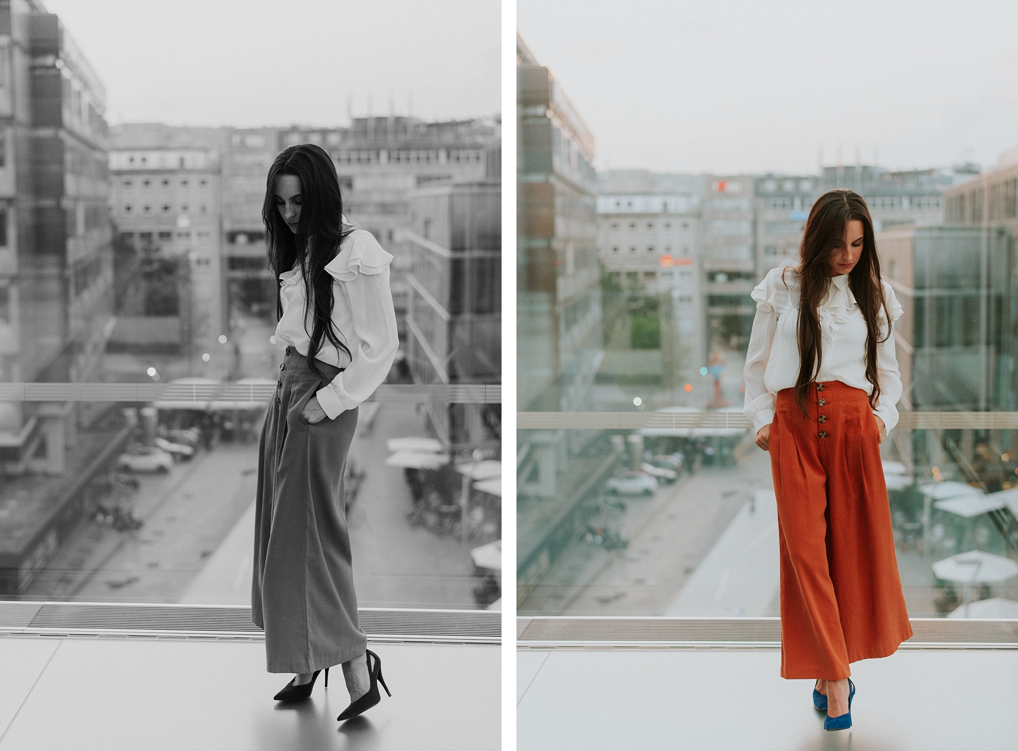 Editorial-Style Portraits - Rebecca | Stephanie Acar Portraits