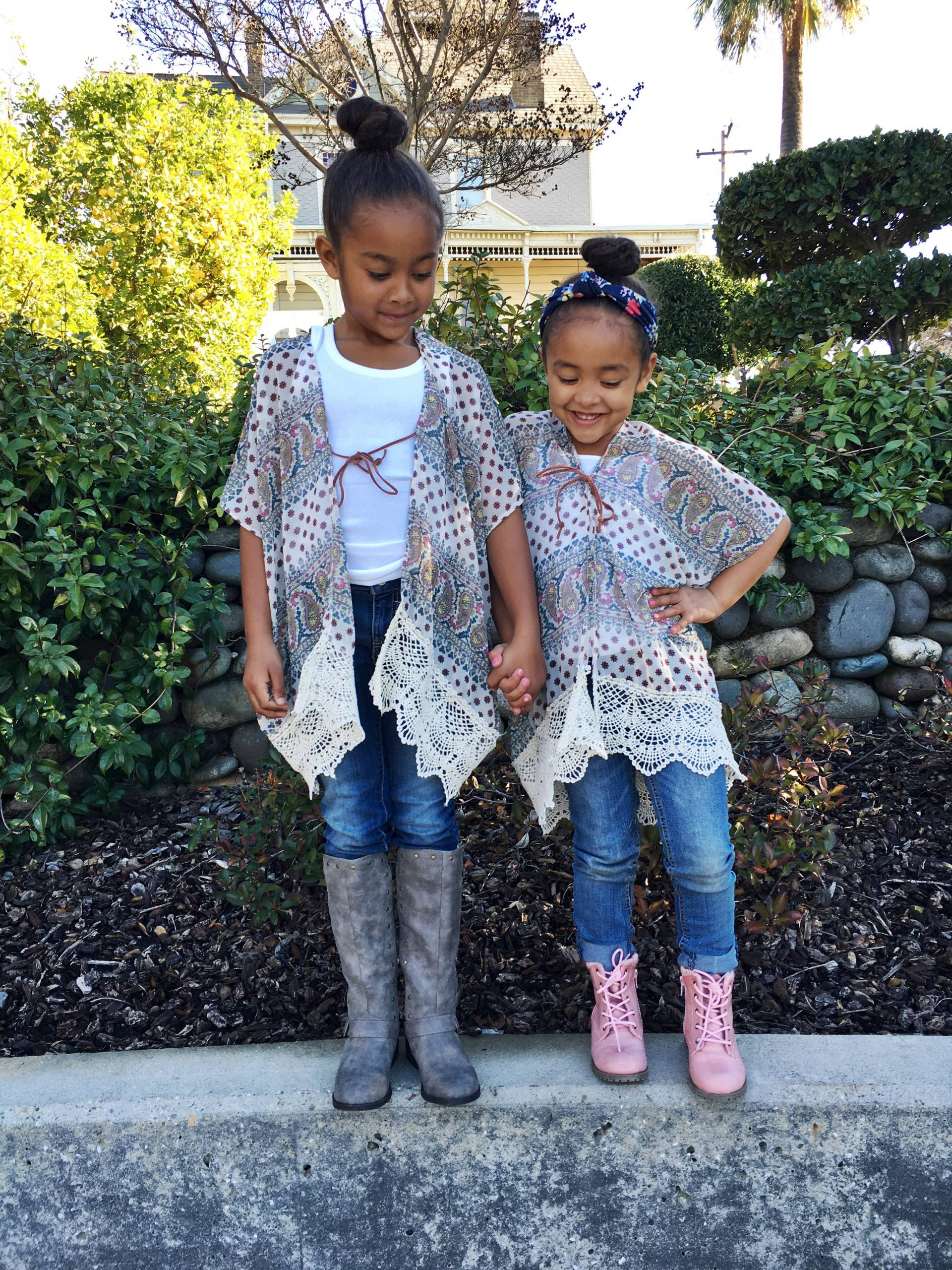 kimono- kids fashion girls