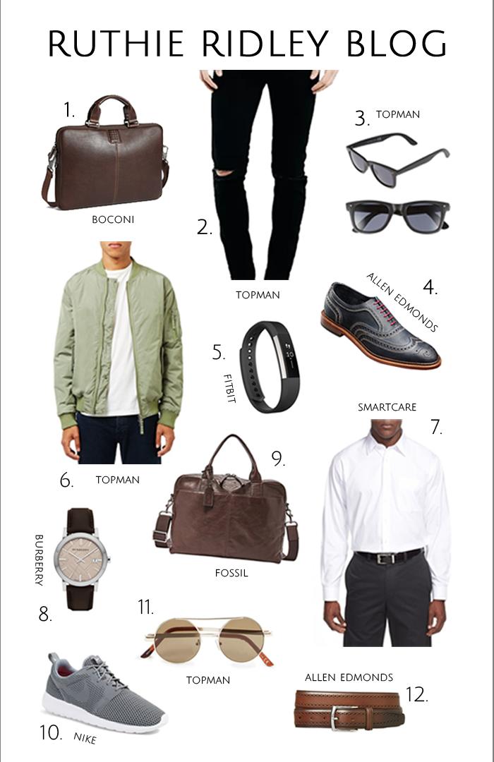 ruthie ridley blog- Men's Fashion