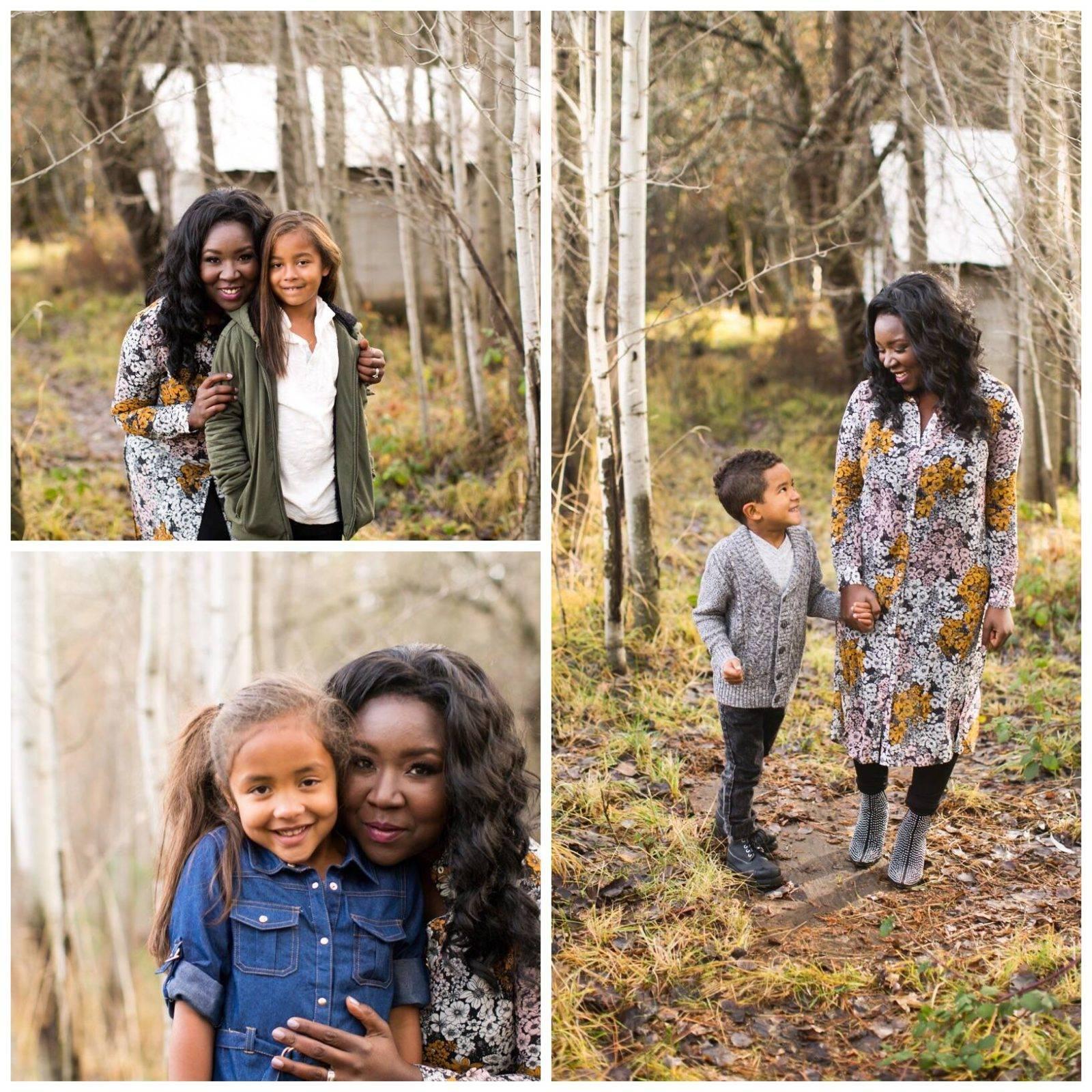 family-photos- Mom and kiddos