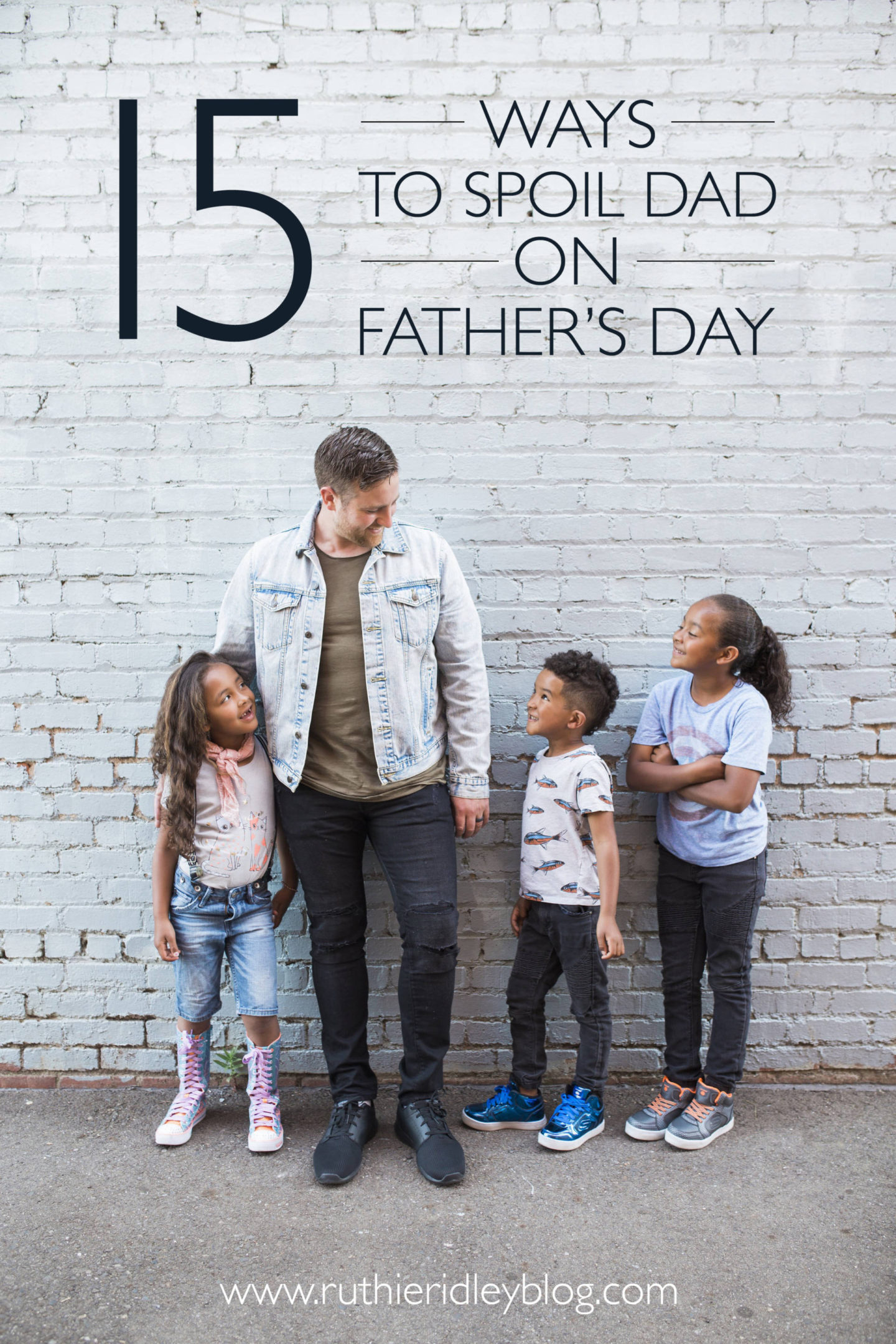 15 Ways To Spoil Dad On Father's Day & Amazing Gift Guides To Give You Ideas To Shop For That Special Guy!!