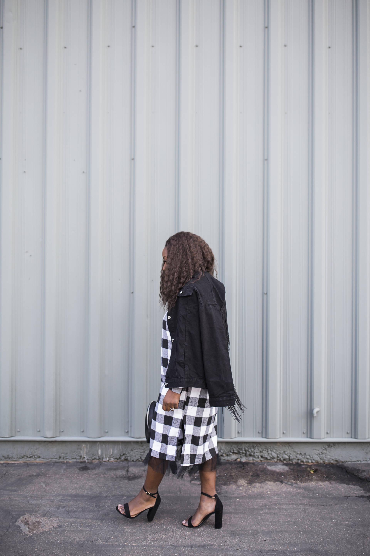 Ruthie Ridley Blog Black & White Plaid
