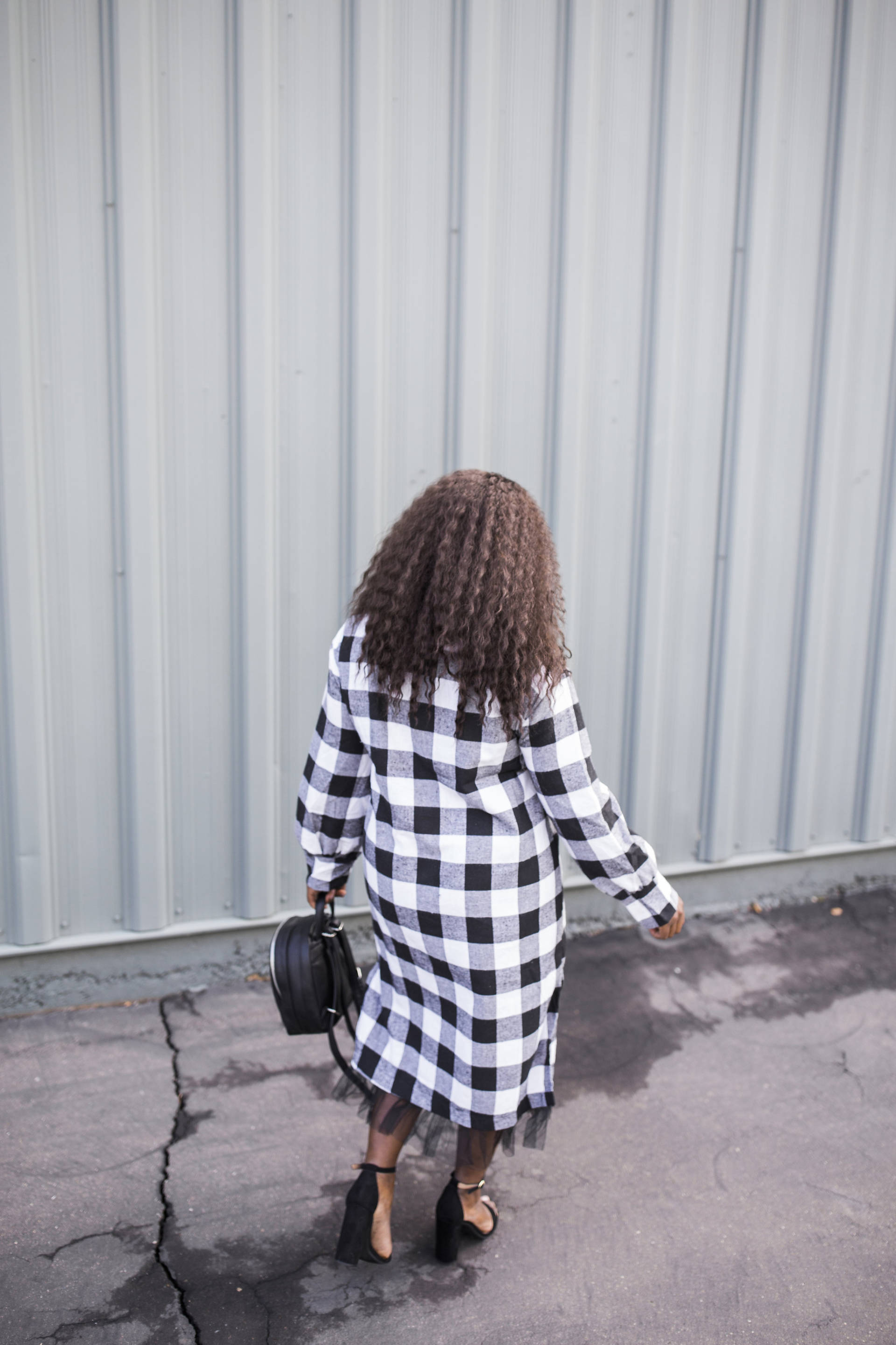 Ruthie Ridley Blog Black & White Plaid