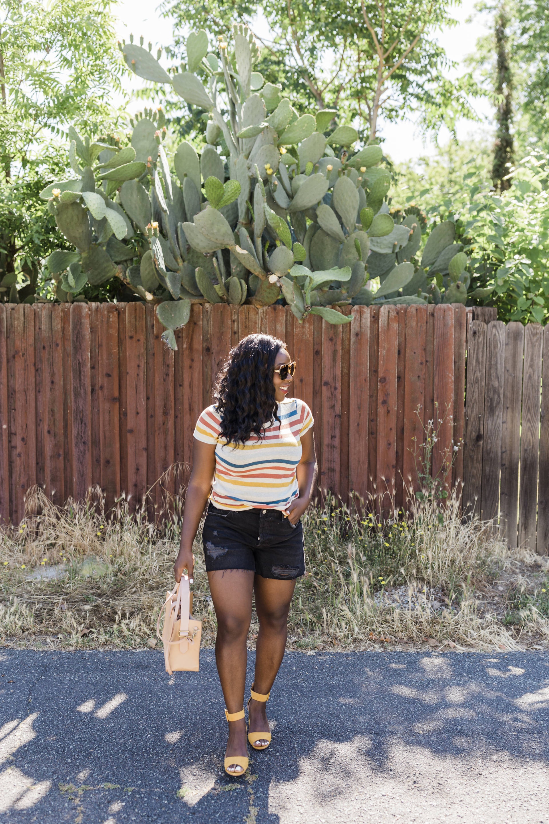 Denim Shorts For Summer: Cute, stylish shorts for summer that won't break the bank!