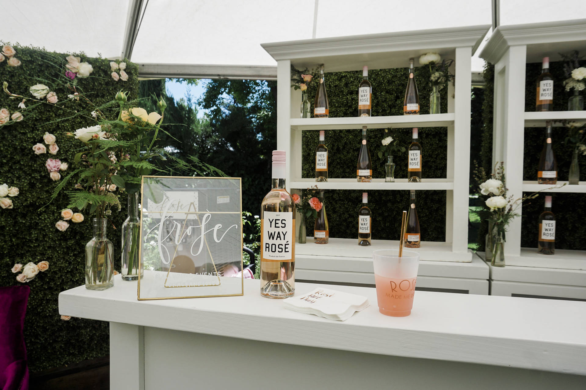 Summerland 2018: Park Winters: The day was filled with poolside relaxation, offerings from a curated collection of food & drink vendors from Northern California, demos, and dreamy photo ops everywhere you look