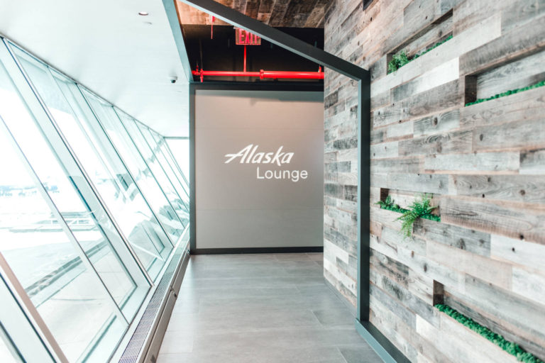 Alaska Airlines Lounge At JFK: The new JFK lounge serves as a home base for Alaska flyers commuting across the country. The heavily trafficked routes between the East Coast and San Francisco (SFO) and Los Angeles (LAX), will add frequency to JFK.