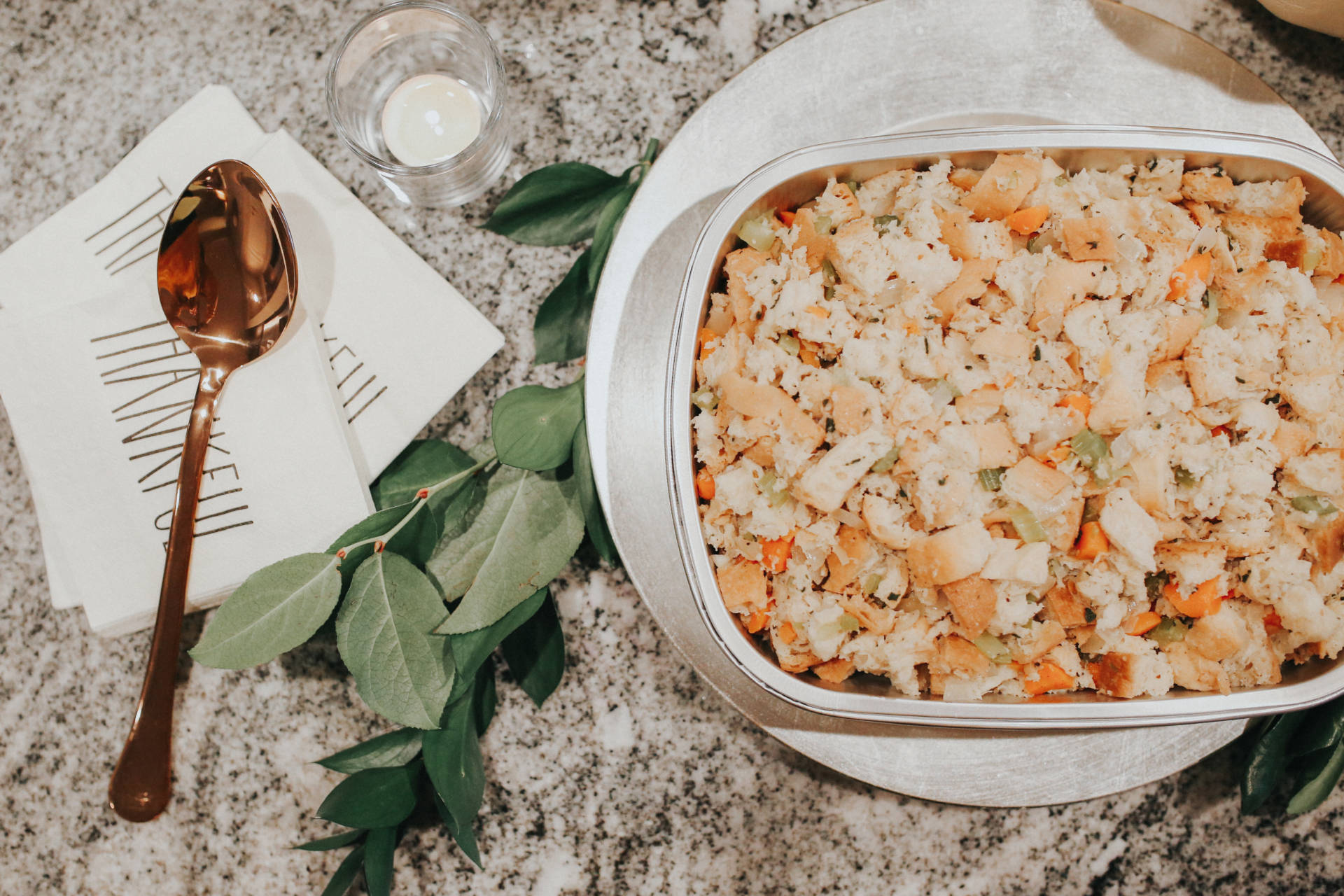 Not only is all the Holiday Meal food from Nugget Markets delicious but it is fresh and made in house! Let Nugget Markets do the work for you this holiday season so you can party and enjoy your guests!