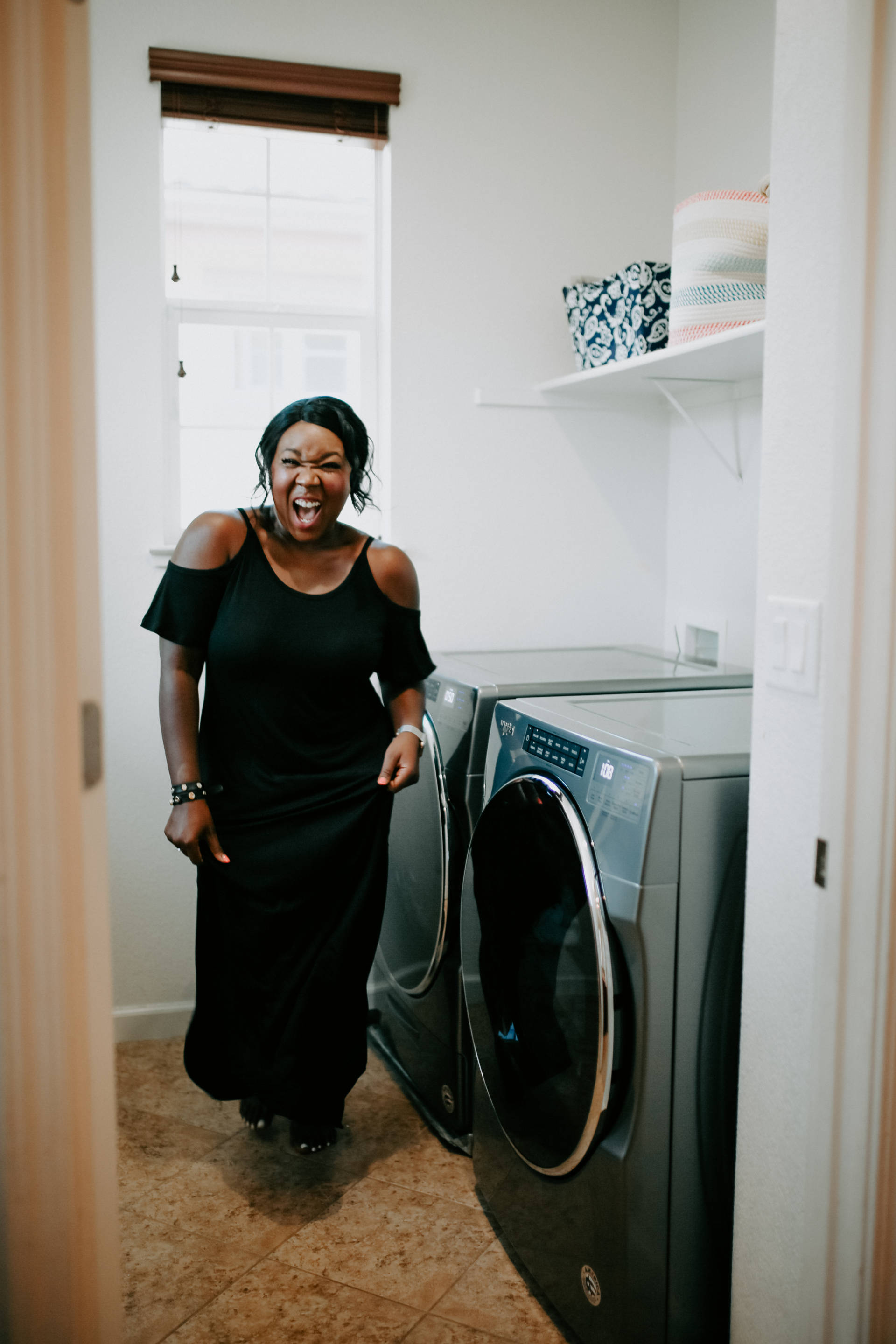 Ruthie Ridley Blog Whirl Pool Load & Go Washer and Dryer