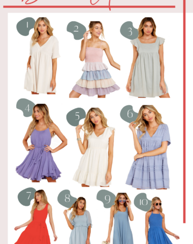 Ruthie Ridley Blog 10 Dresses Under $50