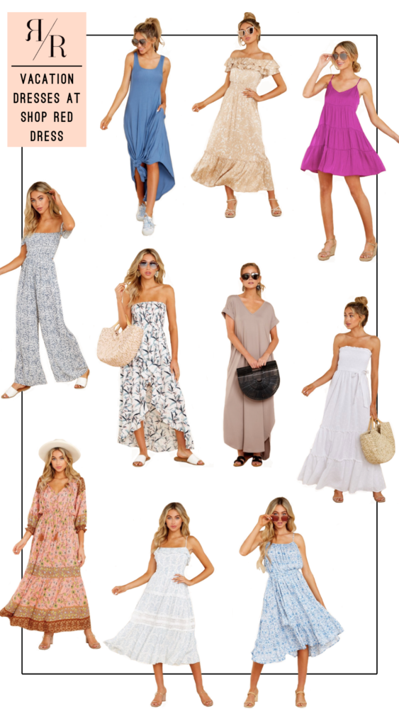 Ruthie Ridley Blog Vacation Dresses At Shop Red Dress