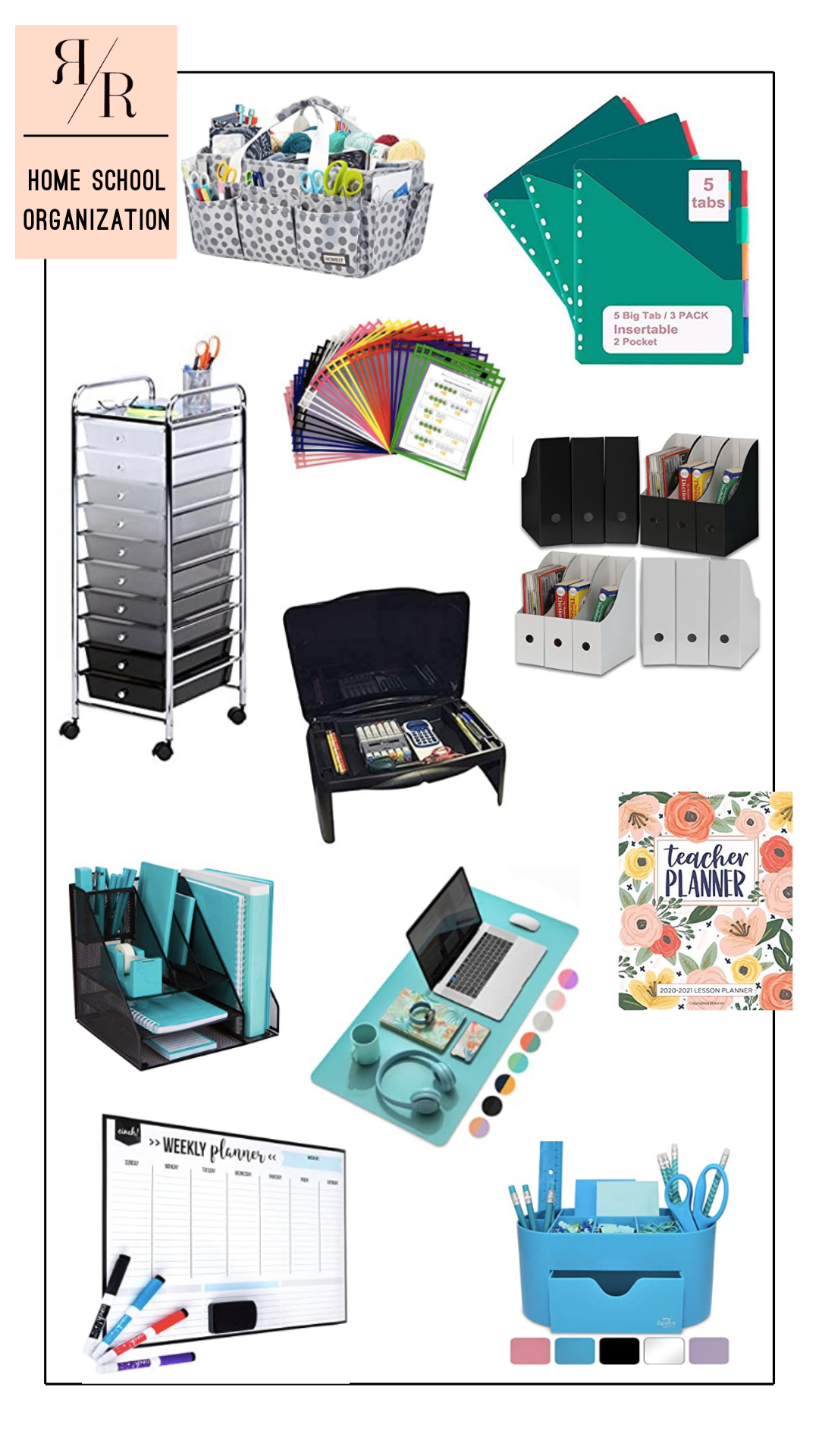 Ruthie Ridley Blog Home School Organization