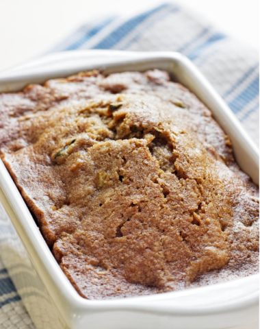 Ruthie Ridley Blog Zucchini Bread Recipe
