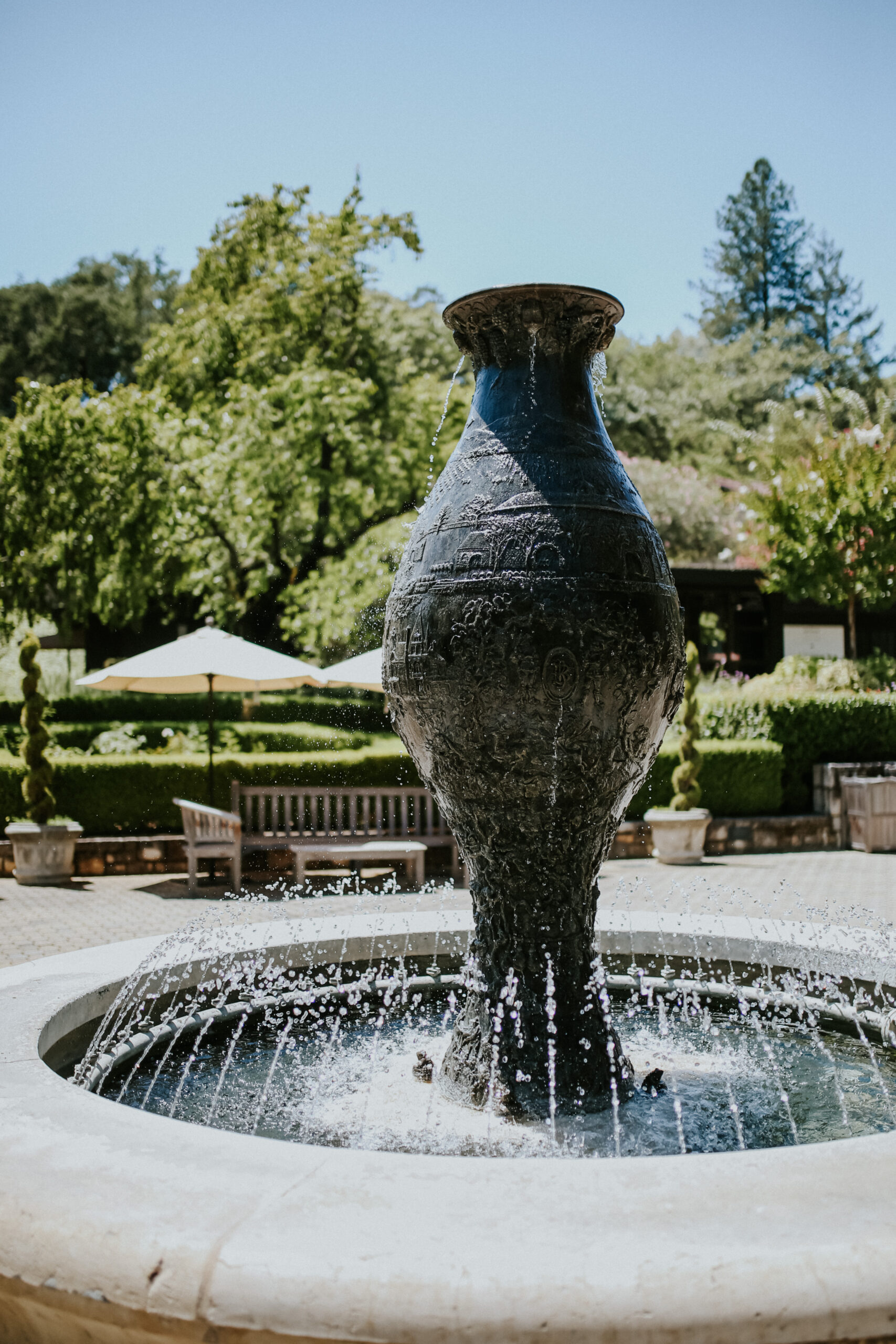 Ruthie Ridley Blog Beringer Winery