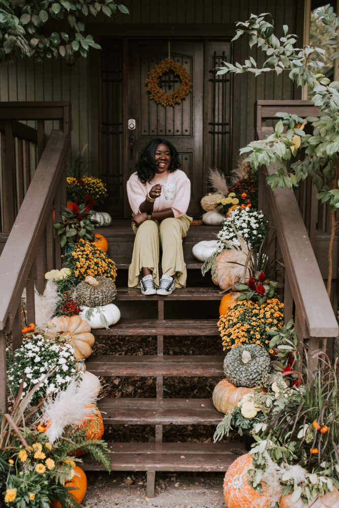 Ruthie Ridley Blog Festive Porch Decor For Fall
