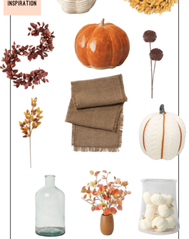 Ruthie Ridley Blog Fall Home Decor Inspiration