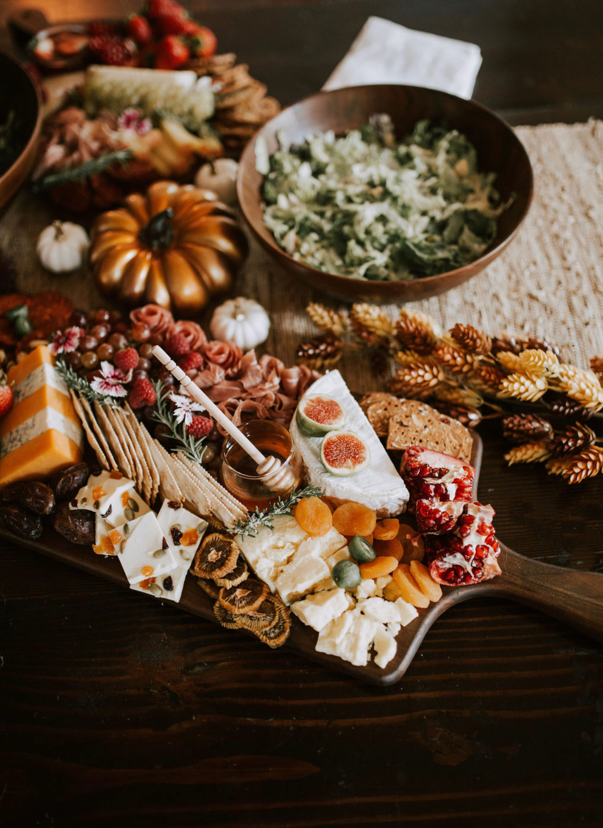 Ruthie Ridley Blog How To Make A Killer Fall Charcuterie Board