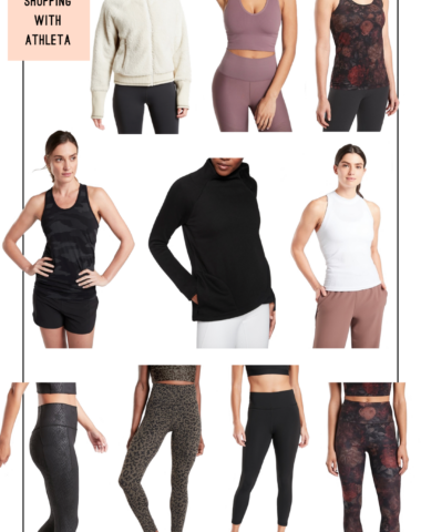 Ruthie Ridley Blog Holiday Shopping With Athleta
