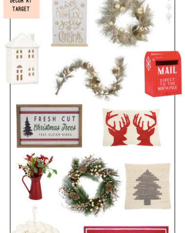 Ruthie Ridley Blog Holiday Decor At Target