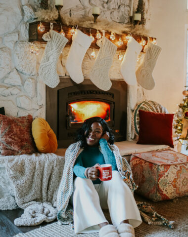Ruthie Ridley Blog Holiday Mantle With World Market
