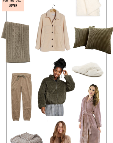 Ruthie Ridley Blog Gift Guide For The Cozy Lover