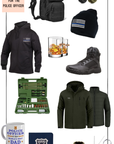 Ruthie Ridley Blog Gift Guide For The Police Officer
