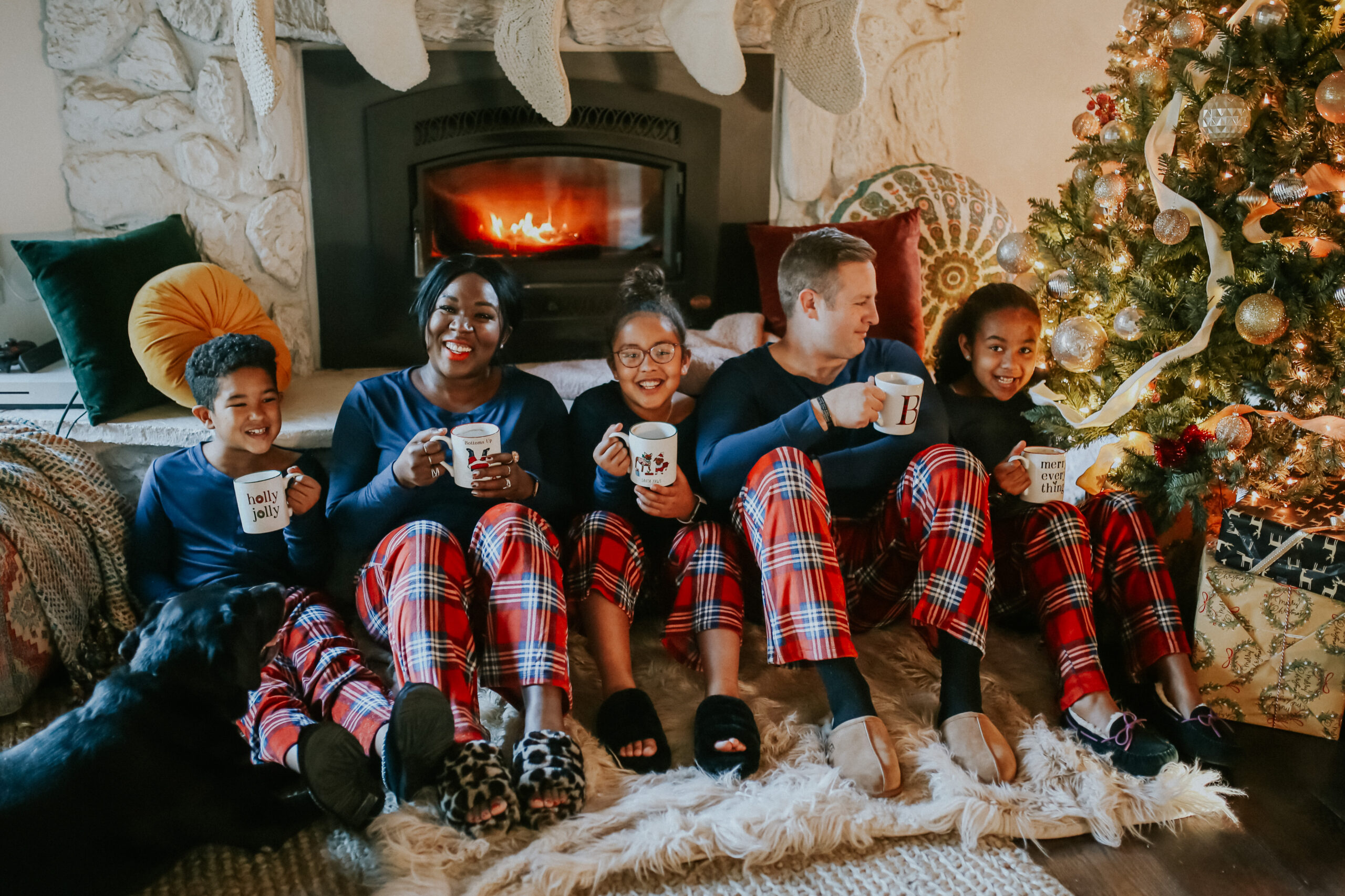 Ruthie Ridley Blog UGG Slippers For The Family