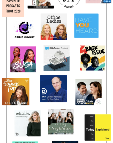 Ruthie Ridley Blog Your Favorite Podcasts From 2020