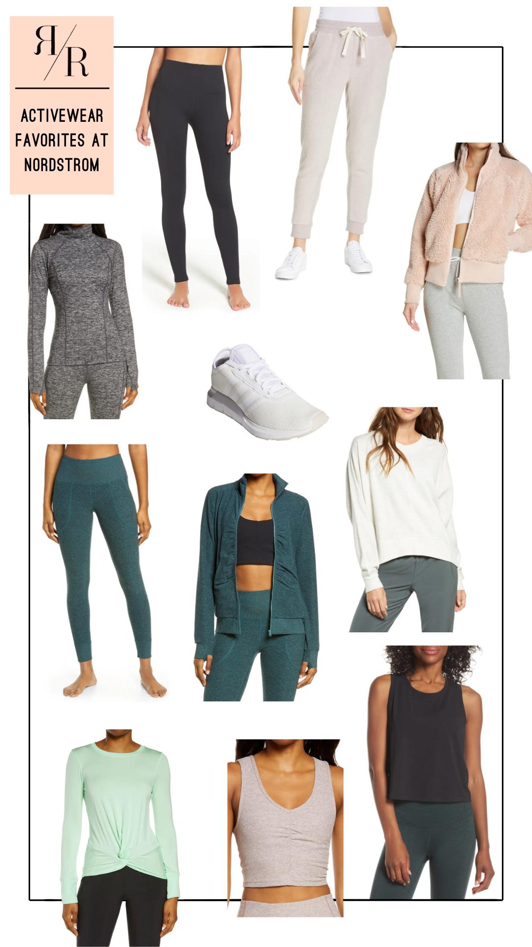 Ruthie Ridley Blog Activewear Favorites At Nordstrom