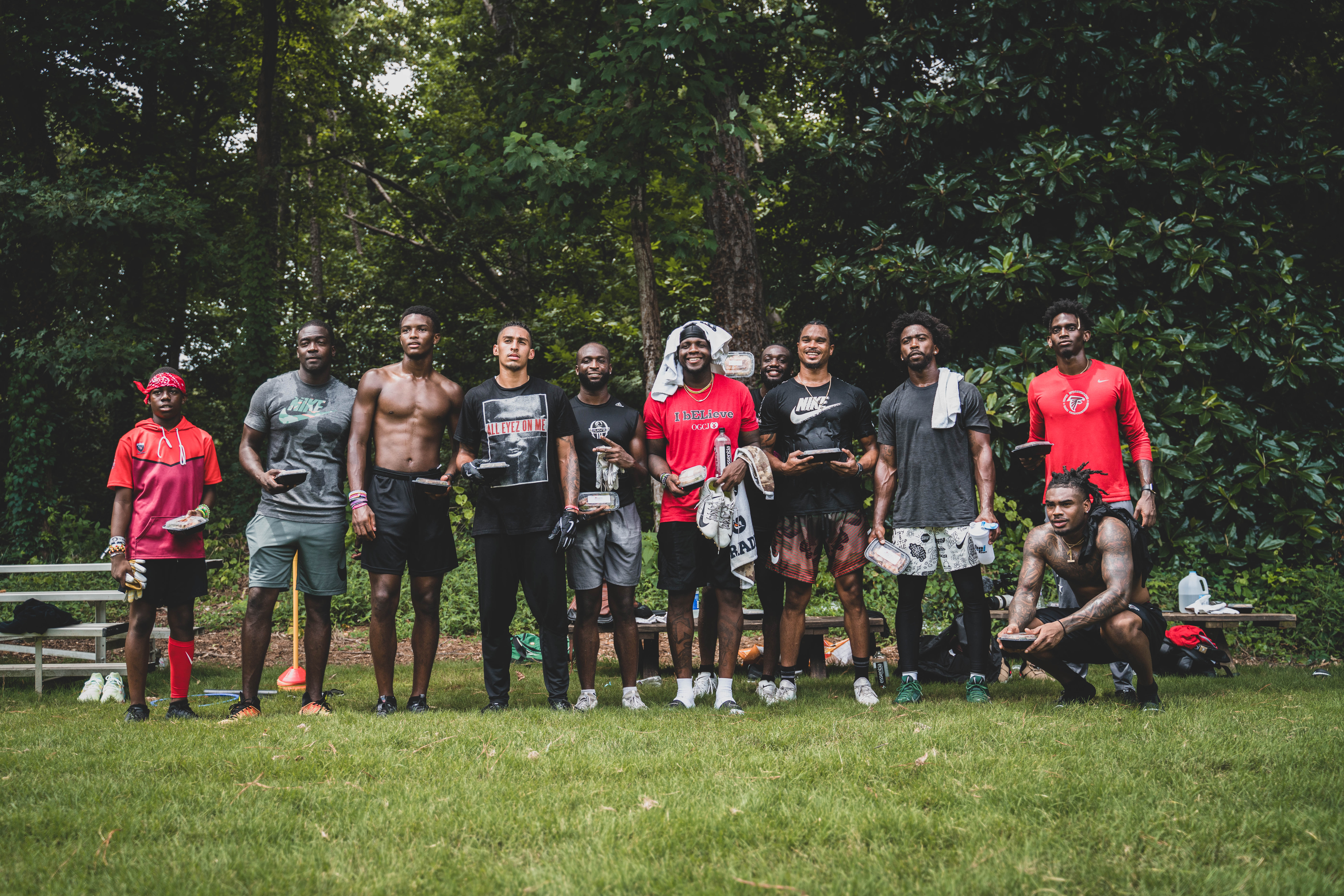 Summer Field Sessions