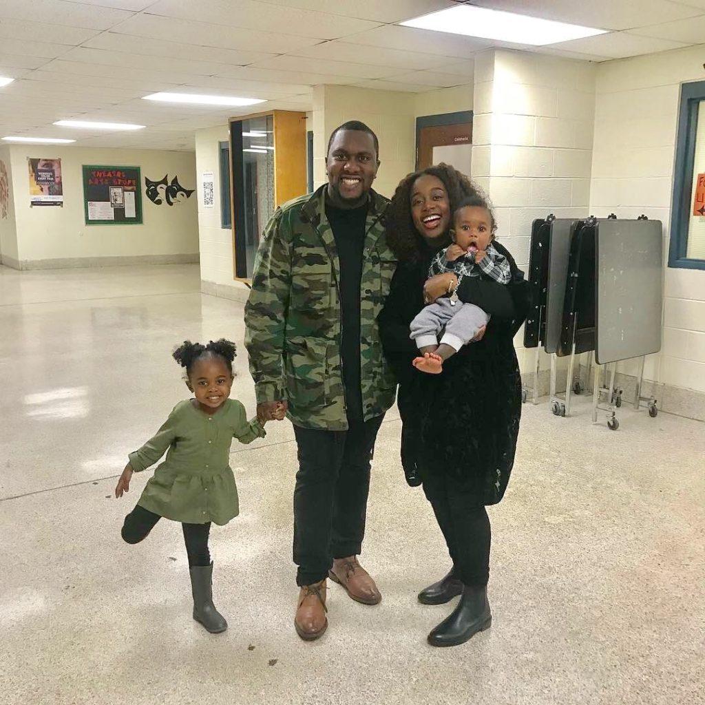Sade Massiah Family