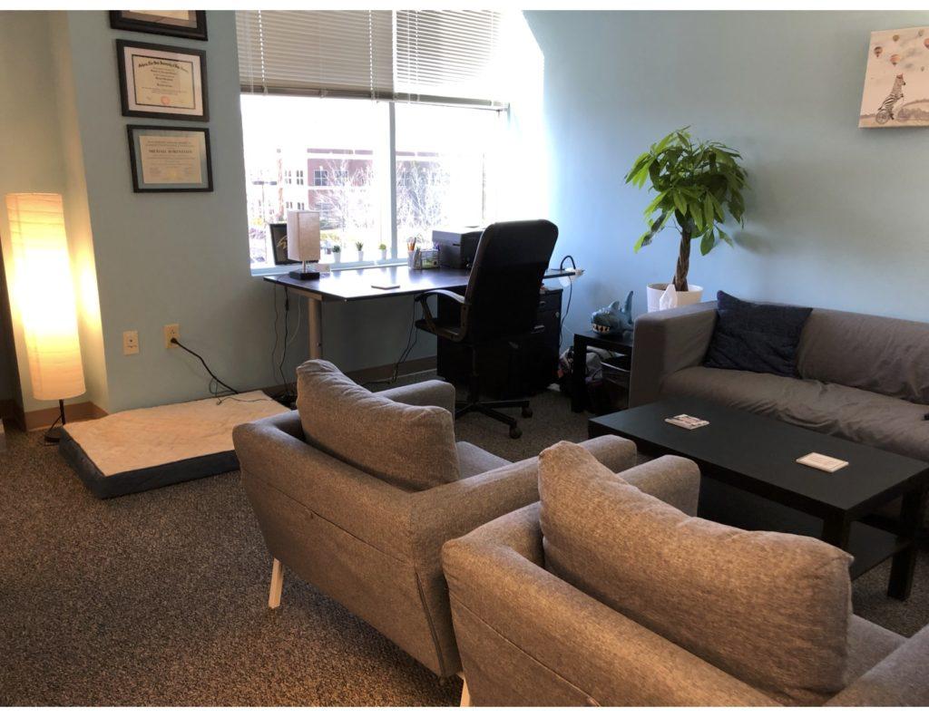 Michael's Office