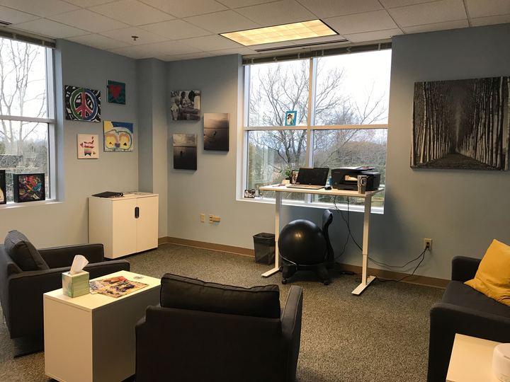 Trent's office
